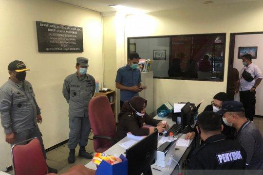 Bakamla kawal proses hukum kapal Iran dan Panama