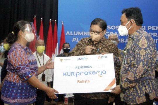 BNI dukung alumni Program Kartu Prakerja jadi wirausaha via KUR