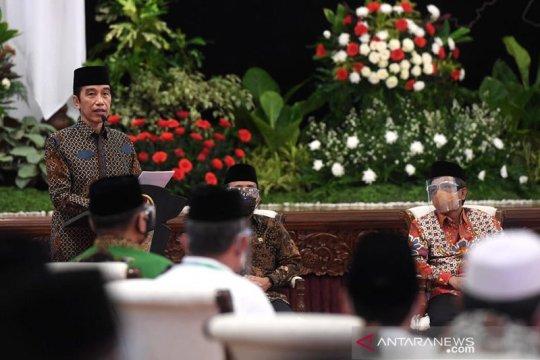 Jokowi harap PKB terus perkuat fondasi keagamaan dan kebangsaan