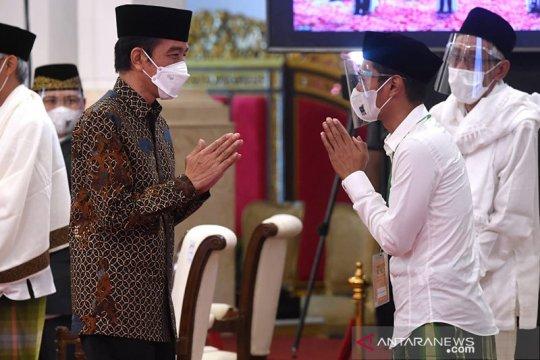 Presiden Jokowi harap PKB tidak kendor semai nilai moderat