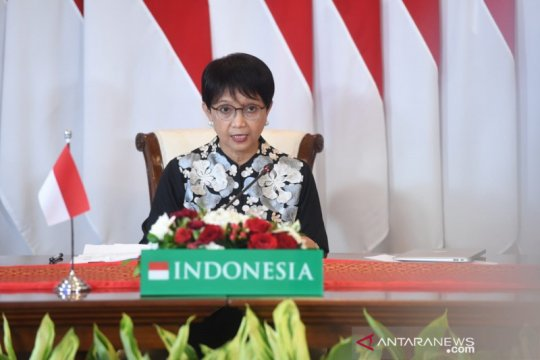 Indonesia serukan solidaritas global akses vaksin COVID-19 di PBB