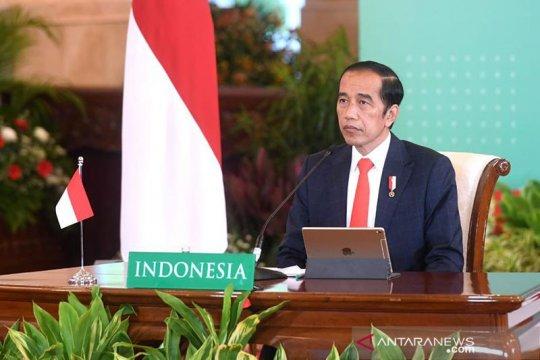 Kemarin, Jokowi bentuk Satgas BLBI hingga Bupati Bandung Barat ditahan