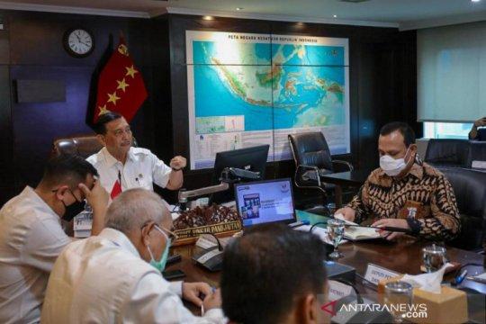 Stranas PK dorong Kemenkomarves pangkas birokrasi di pelabuhan