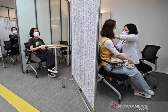 Korea Selatan laporkan lonjakan kasus virus corona