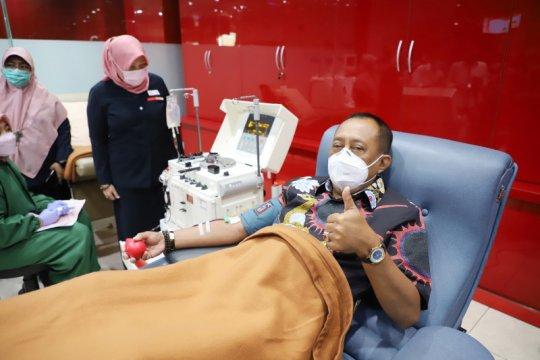 Wawali Surabaya ajak warga donorkan plasma konvalesen di PMI