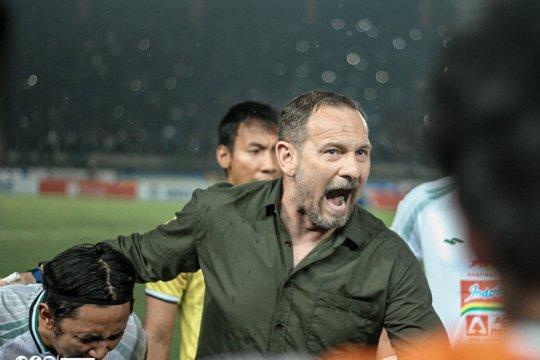 Lolos 8 Besar, Pelatih PSS apresiasi kerja keras pemain
