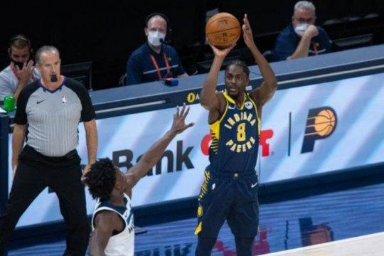 Aaron Holiday pimpin Pacers kalahkan Timberwolves