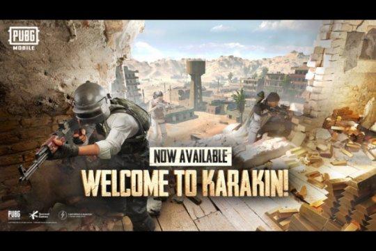 PUBG Mobile hadirkan map Karakin di pembaruan versi 1.3
