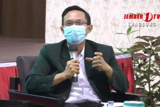 IDI Jember: 60 dokter pernah terpapar COVID-19