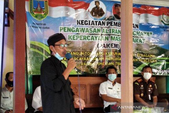 Kesbangpol gelar diskusi tangkal radikalisme di kalangan Sedulur Sikep