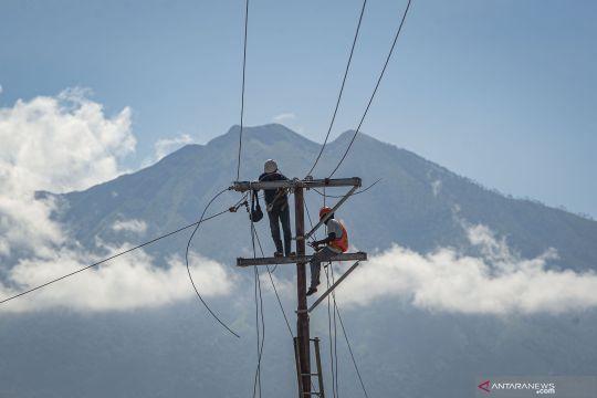 Pemulihan infrastruktur pascabencana alam Flores Timur