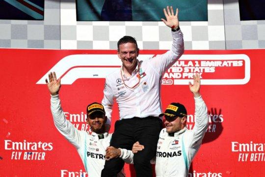 James Alisson miliki tugas baru di Mercedes