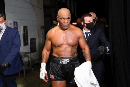 Mike Tyson masukkan Tyson Fury dalam jadwal tarung 2021