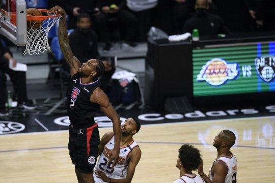 Hasil pertandingan NBA hari ini: Jazz cetak rekor
