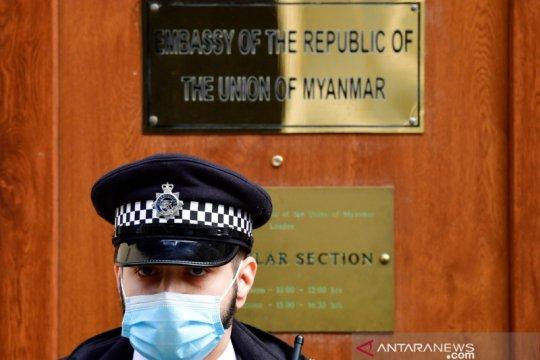 EU: Rusia, China hambat tanggapan internasional atas kudeta Myanmar