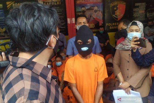 Polisi ringkus pria yang siksa balita anak kandungnya di Bandung