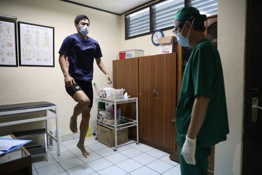 Atlet Pelatnas PBSI Cipayung jalani tes kesehatan