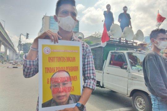 Polri diminta usut keterlibatan mantan jenderal salahgunakan kekuasaan