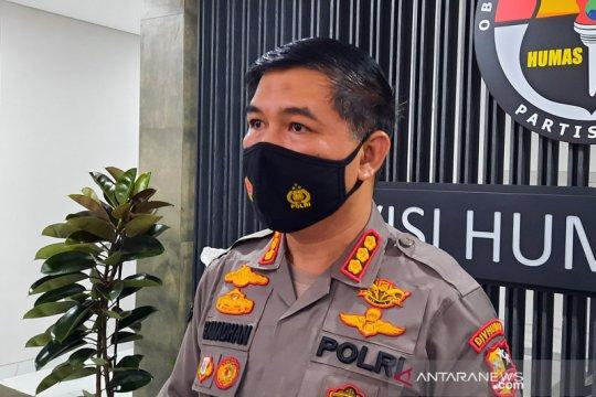 Identitas tersebar di media sosial alasan DPO teroris menyerahkan diri