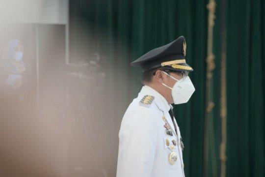 Ridwan Kamil lantik Dedi Taufik sebagai Penjabat Bupati Bandung