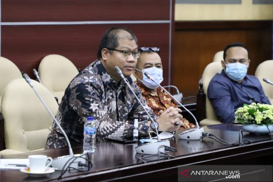 MPR harap jurnalis berikan optimisme masyarakat di tengah pandemi