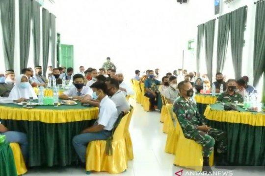 TNI gandeng lintas tokoh tangkal separatisme di Aceh Tamiang