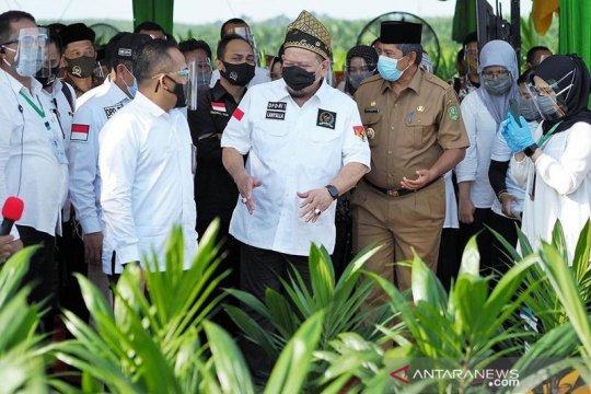 Ketua DPD minta wartawan tingkatkan kompetensi untuk lawan hoaks