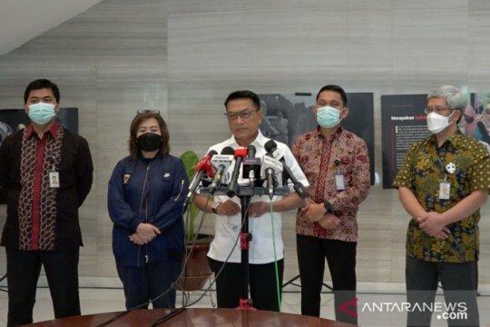 Kemarin, pengubahan kementerian disetujui hingga pengelolaan TMII