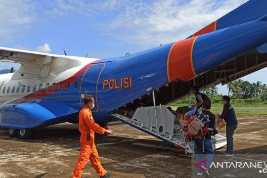 BNPB distribusikan logistik ke tiga wilayah terdampak bencana di NTT