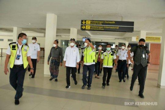 Menhub cek kondisi infrastruktur transportasi terdampak bencana NTT