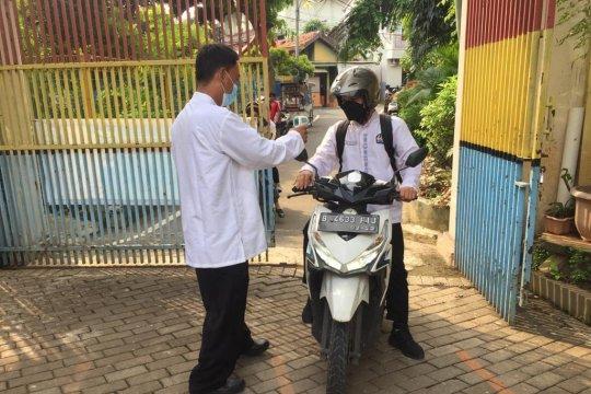 SMKN 2 Jakarta perketat prokes sekolah tatap muka