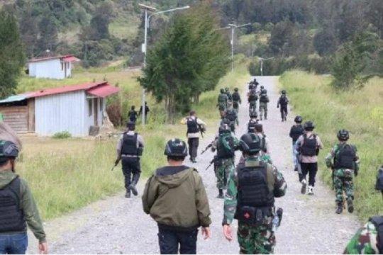 Polisi kantongi nama-nama KKB penembak guru hingga tewas di Beoga