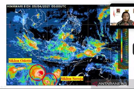 Perhatikan risiko keselamatan pelayaran dampak dua siklon tropis