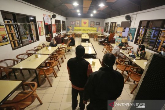 Pemkot Bandung perpanjang waktu operasional restoran saat Ramadhan