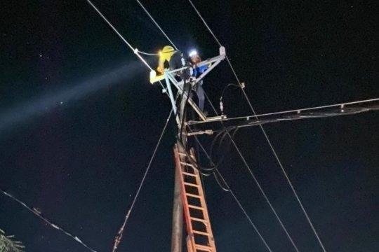 PLN pulihkan pasokan listrik tiga rumah sakit di Kota Kupang