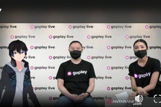 GoPlay kembangkan platform live stream untuk wadahi konten kreator