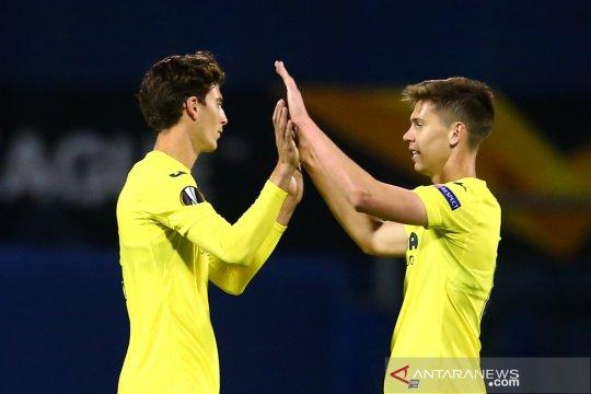 Liga Europa: Villarreal kalahkan Dinamo Zagreb 1-0