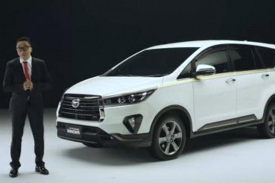 Toyota hadirkan Kijang Innova edisi setengah abad, hanya 50 unit