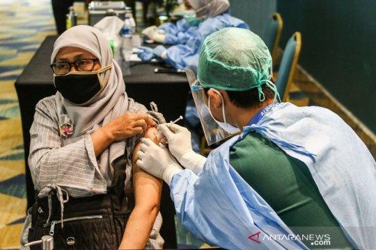 DKI Jakarta siapkan sentra vaksinasi COVID-19 sampai tingkat kelurahan