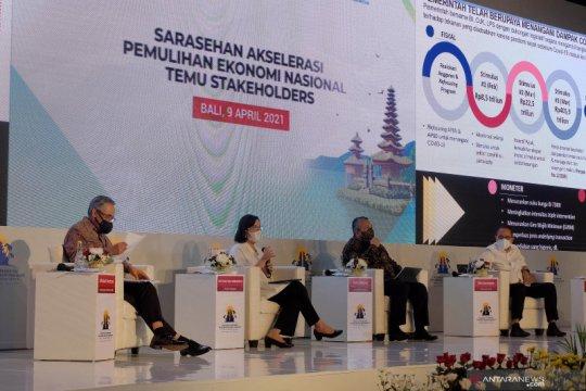 Sarasehan Akselerasi Pemulihan Ekonomi Nasional di Bali