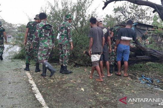1.400 personel TNI bantu penanggulangan bencana Seroja di NTT