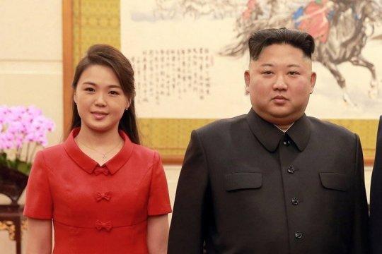 Kim Jong Un kunjungi makam keluarga, beri penghormatan kepada kakek