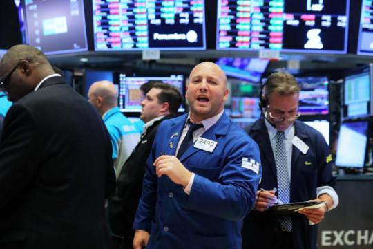 Wall Street terangkat saham teknologi, S&P ditutup direkor tertinggi