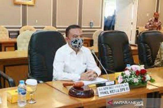 Wakil Ketua DPR minta AKD lakukan rapat secara virtual