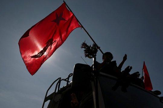 Aktivis Myanmar bersumpah lakukan protes selama liburan Thingyan