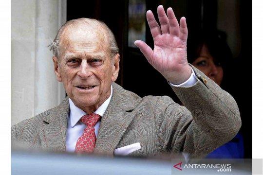 Pangeran Philip beri warisan untuk tiga staf terdekatnya