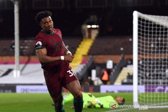 Gol larut Adama Traore bawa Wolverhampton pecundangi Fulham