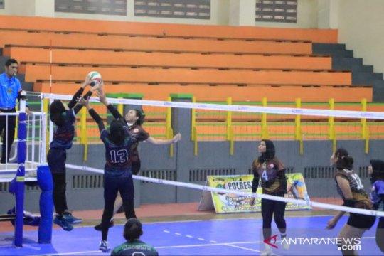 Tim Voli Bekasi lolos kualifikasi Porprov Jabar 2022
