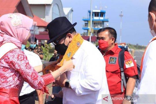 Ketua DPD RI puji upaya Pemprov Bengkulu stabilkan harga TBS sawit