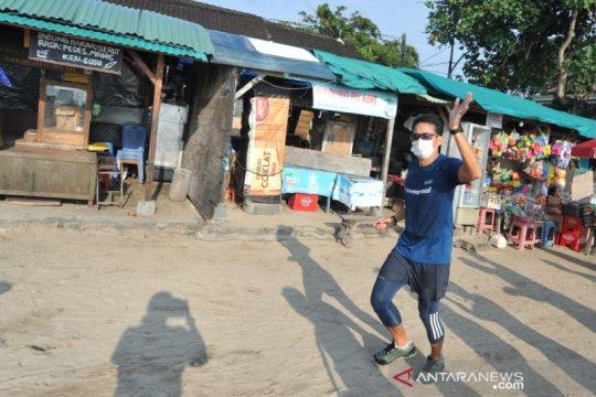 Menparekraf pastikan prokes di zona hijau Bali diterapkan secara ketat